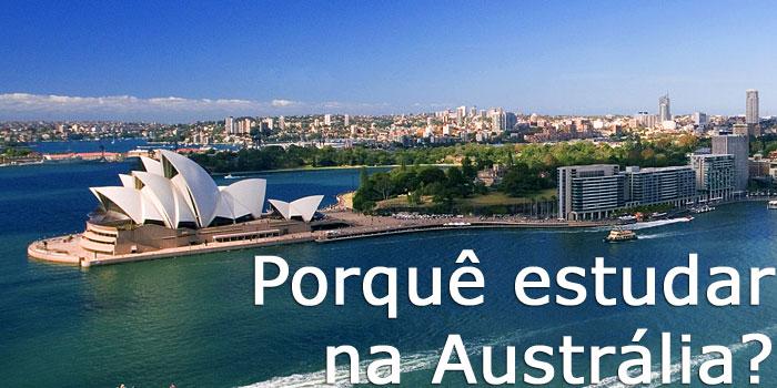 Porque estudar na Austrália?