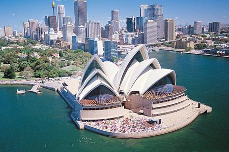 Intercâmbio em Sydney, Austrália.